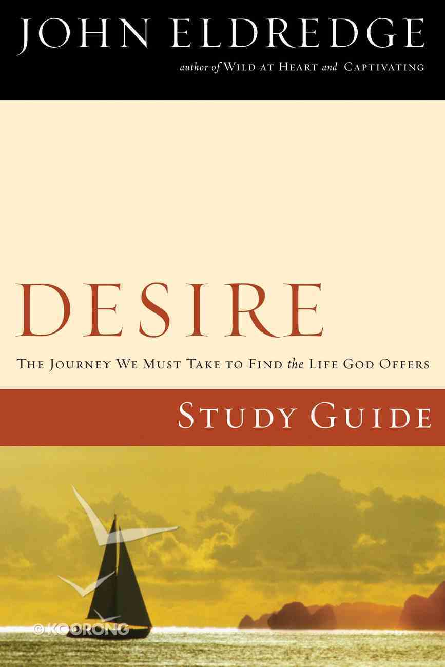 Desire (Study Guide) eBook