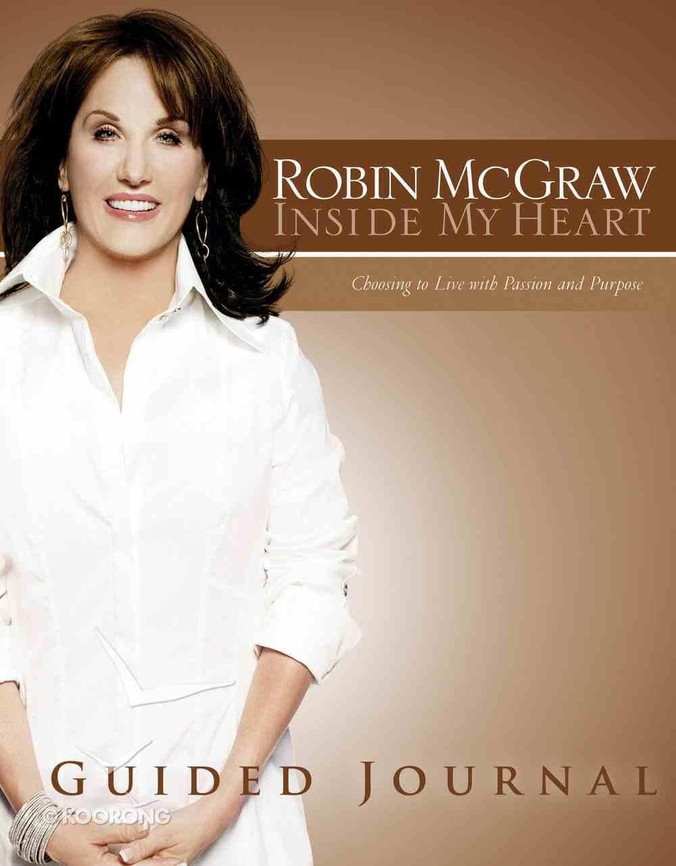 Inside My Heart (Guided Journal) eBook