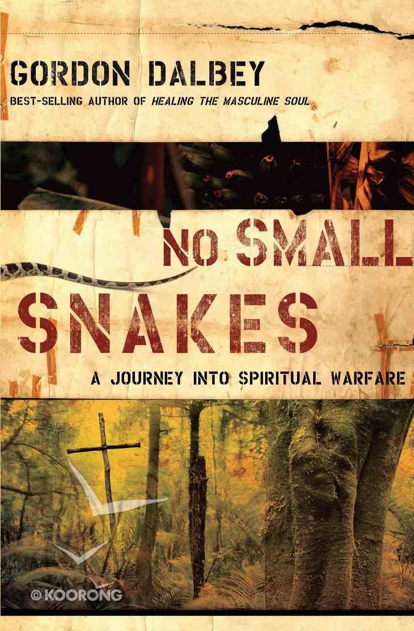 No Small Snakes eBook