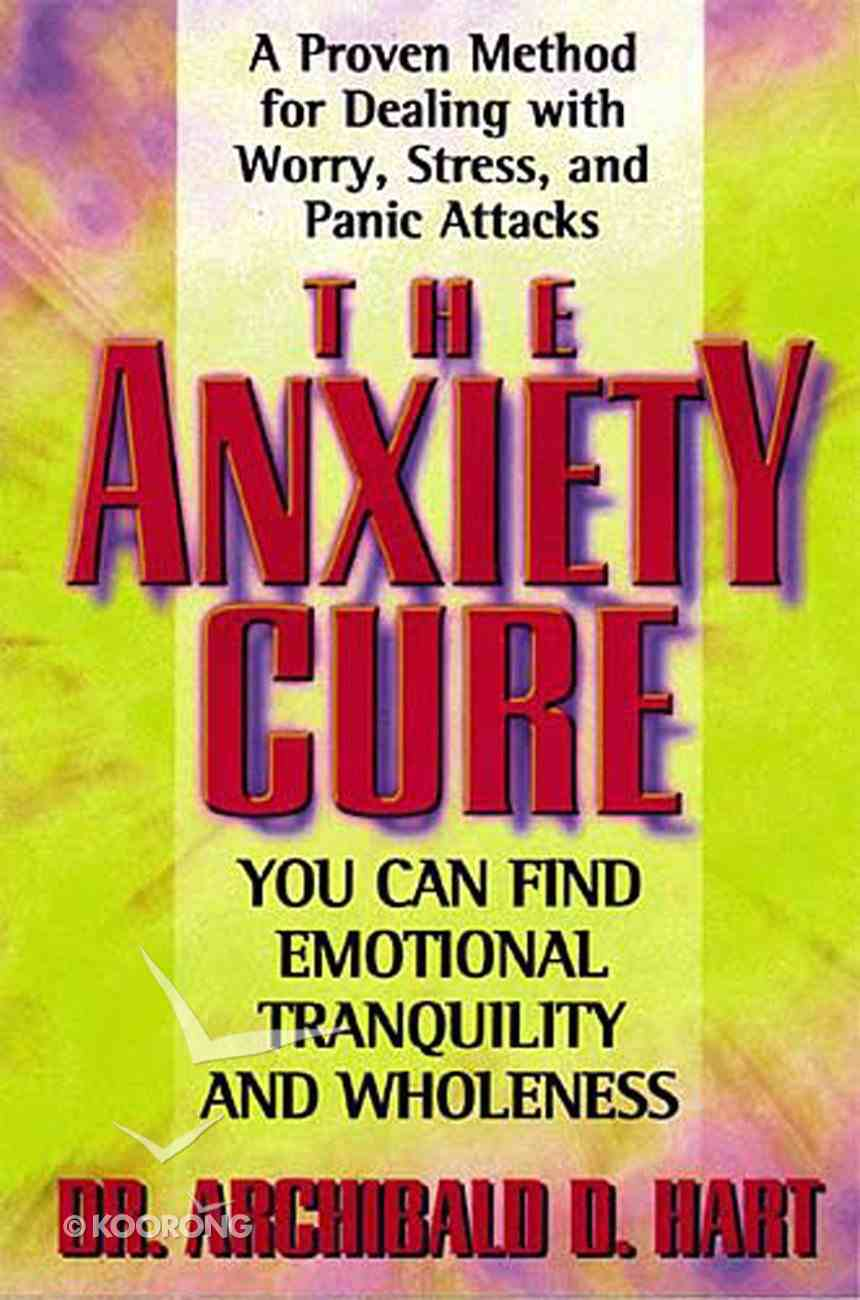 The Anxiety Cure eBook