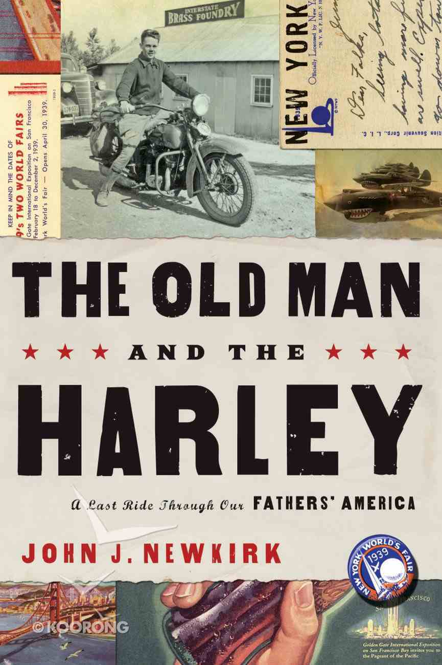 The Old Man and the Harley eBook