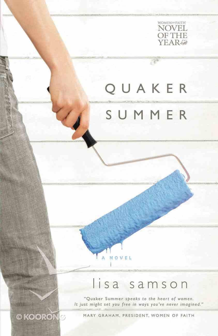 Quaker Summer eBook