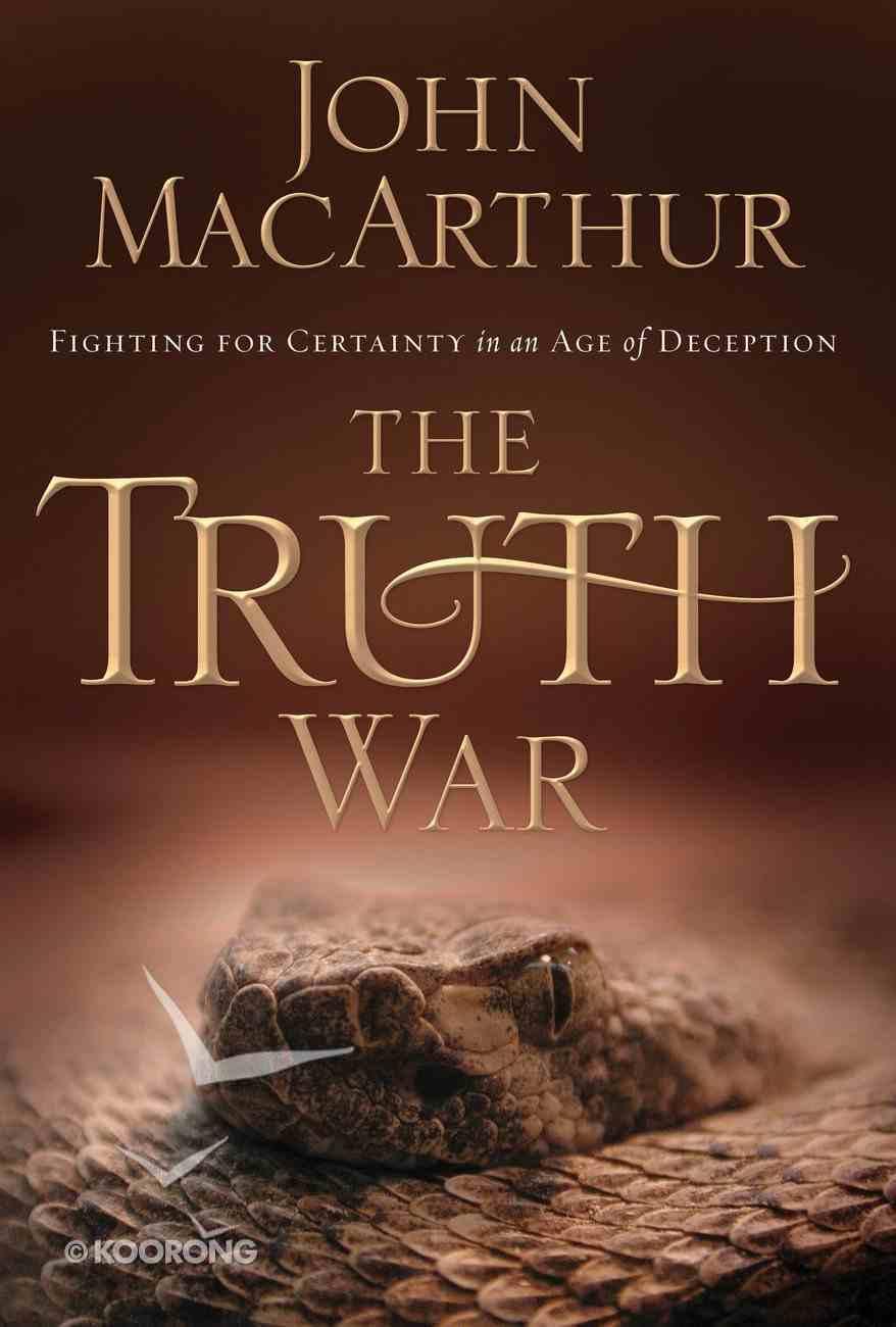 The Truth War eBook