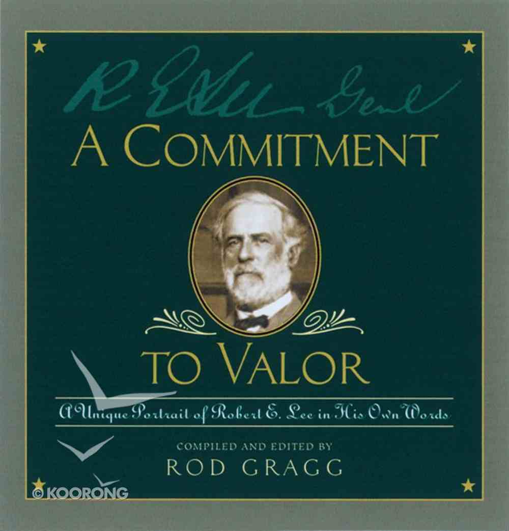 A Commitment to Valor eBook
