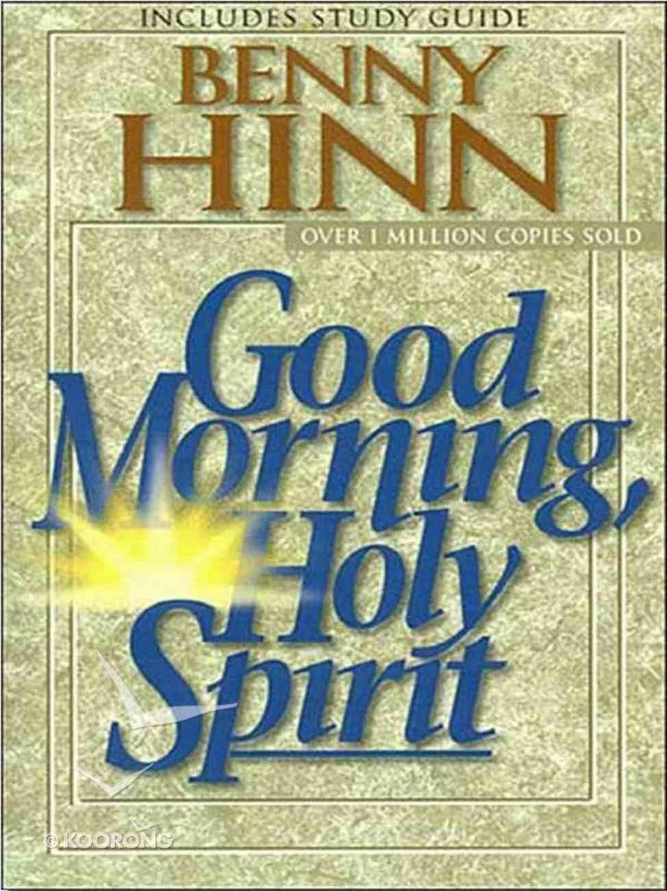 Good Morning Holy Spirit eBook