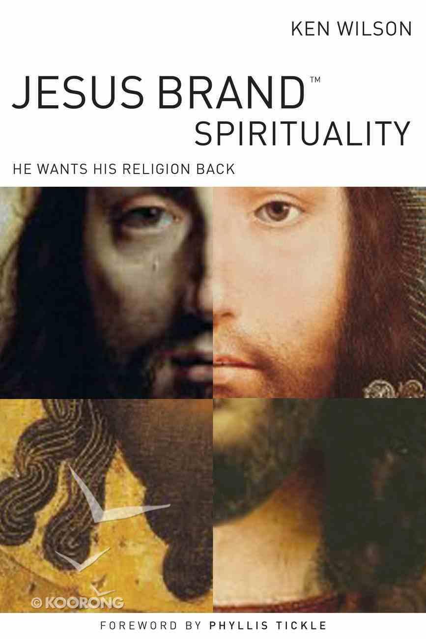 Jesus Brand Spirituality eBook