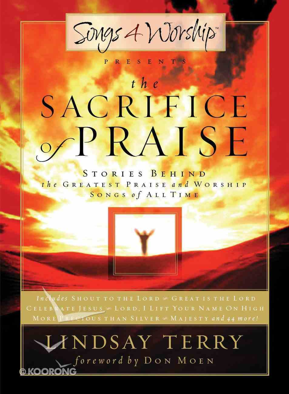 The Sacrifice of Praise eBook