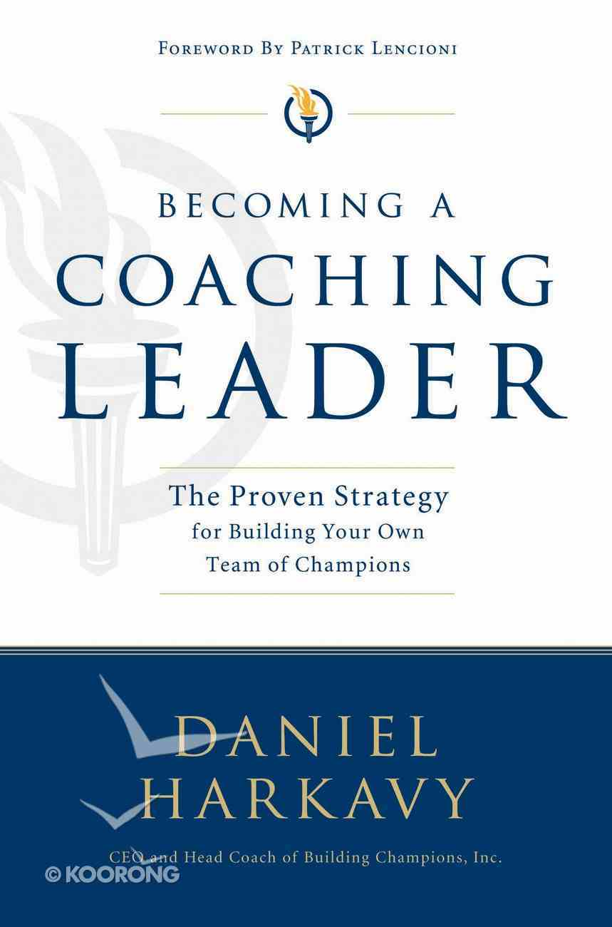 Becoming a Coaching Leader eBook