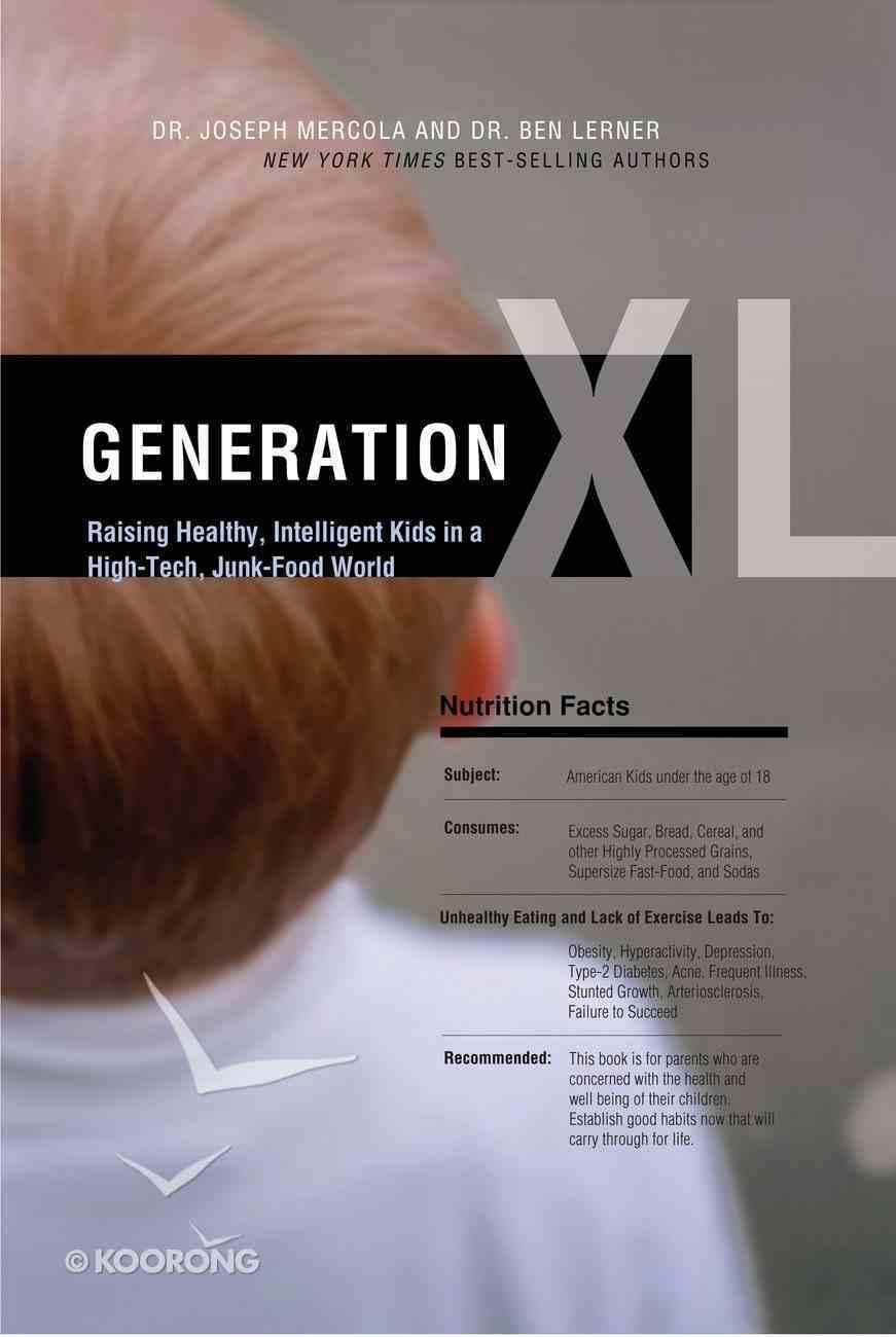 Generation Xl eBook