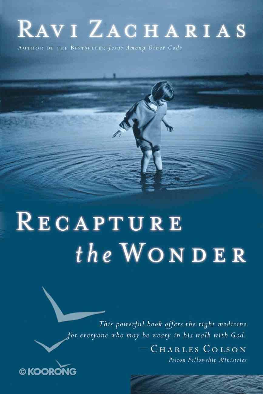 Recapture the Wonder eBook