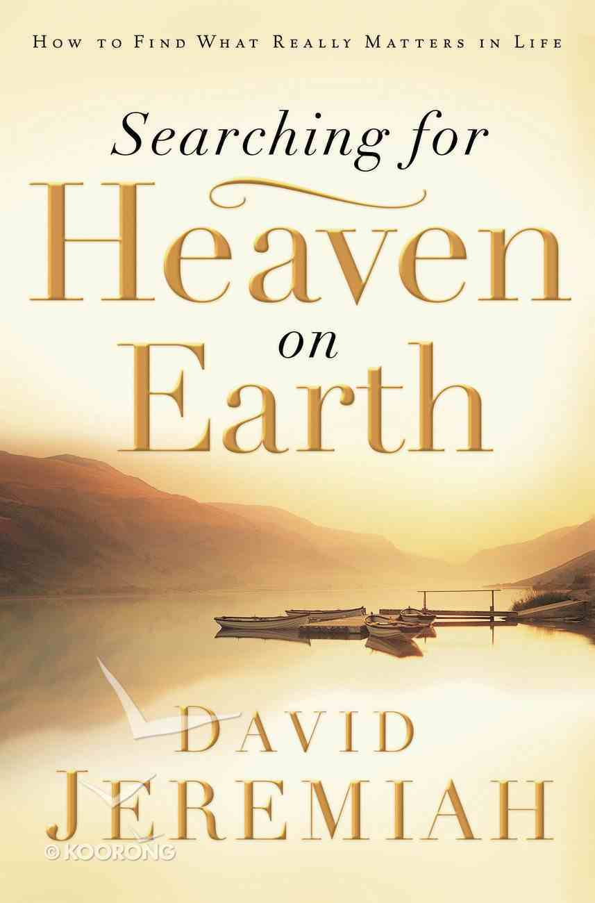 Searching For Heaven on Earth eBook