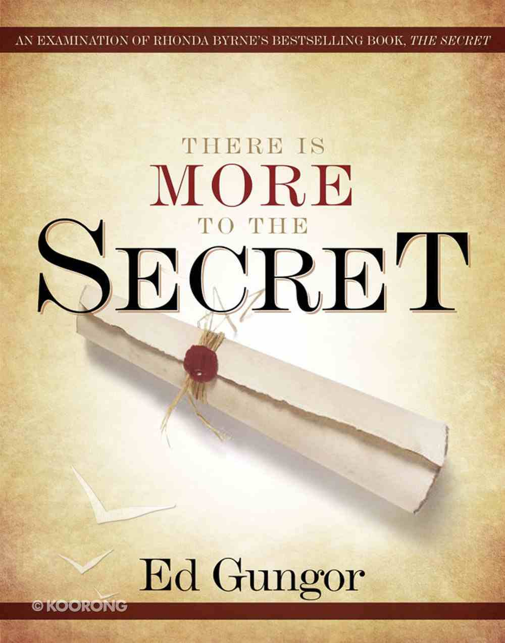 There is More to the Secret eBook