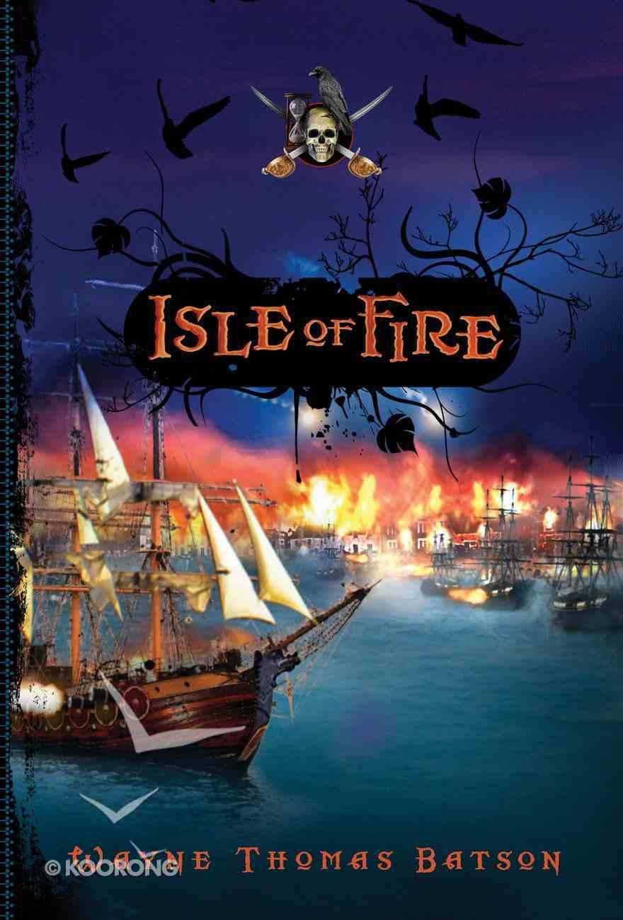 Isle of Fire eBook