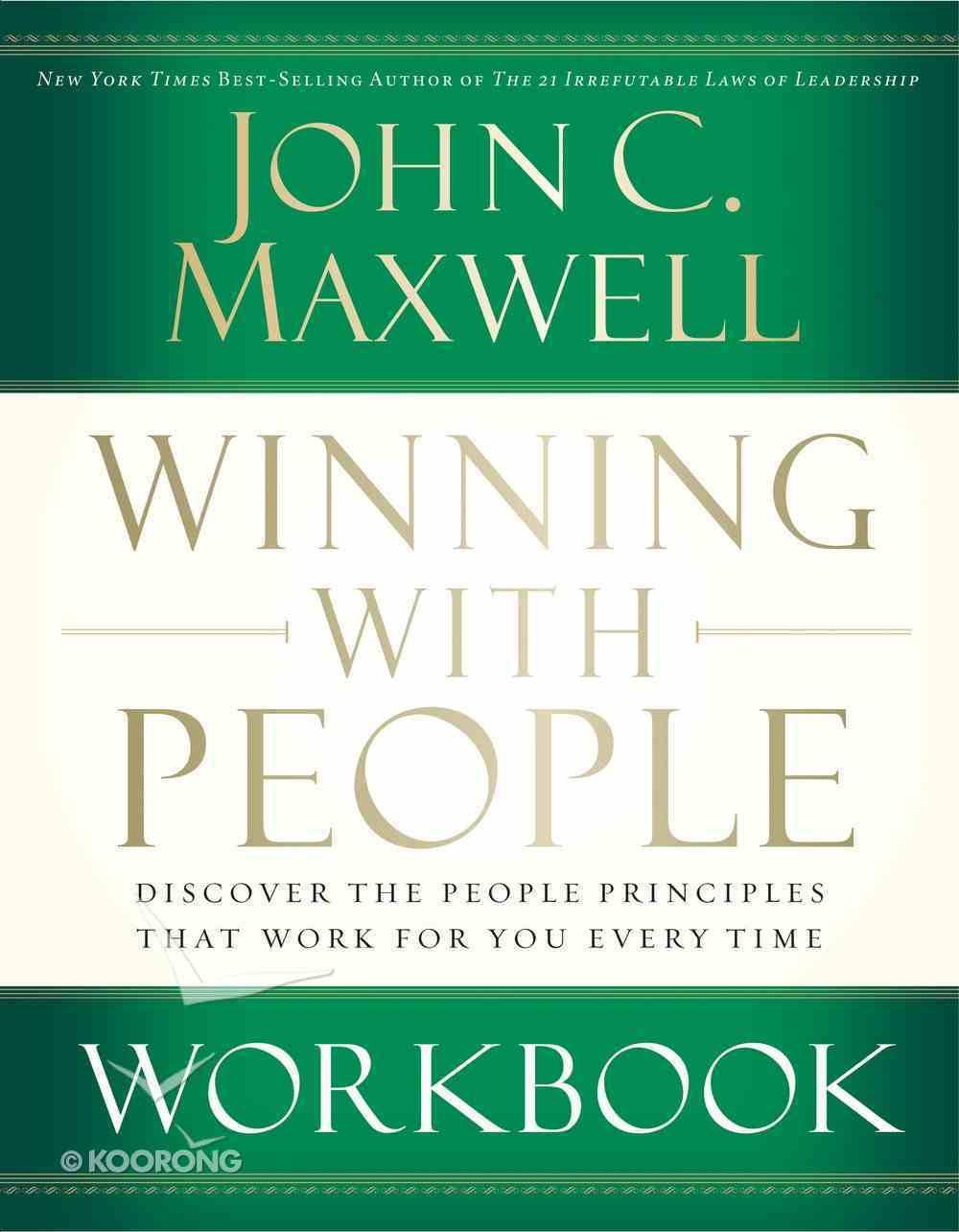 Winning With People (Workbook) eBook