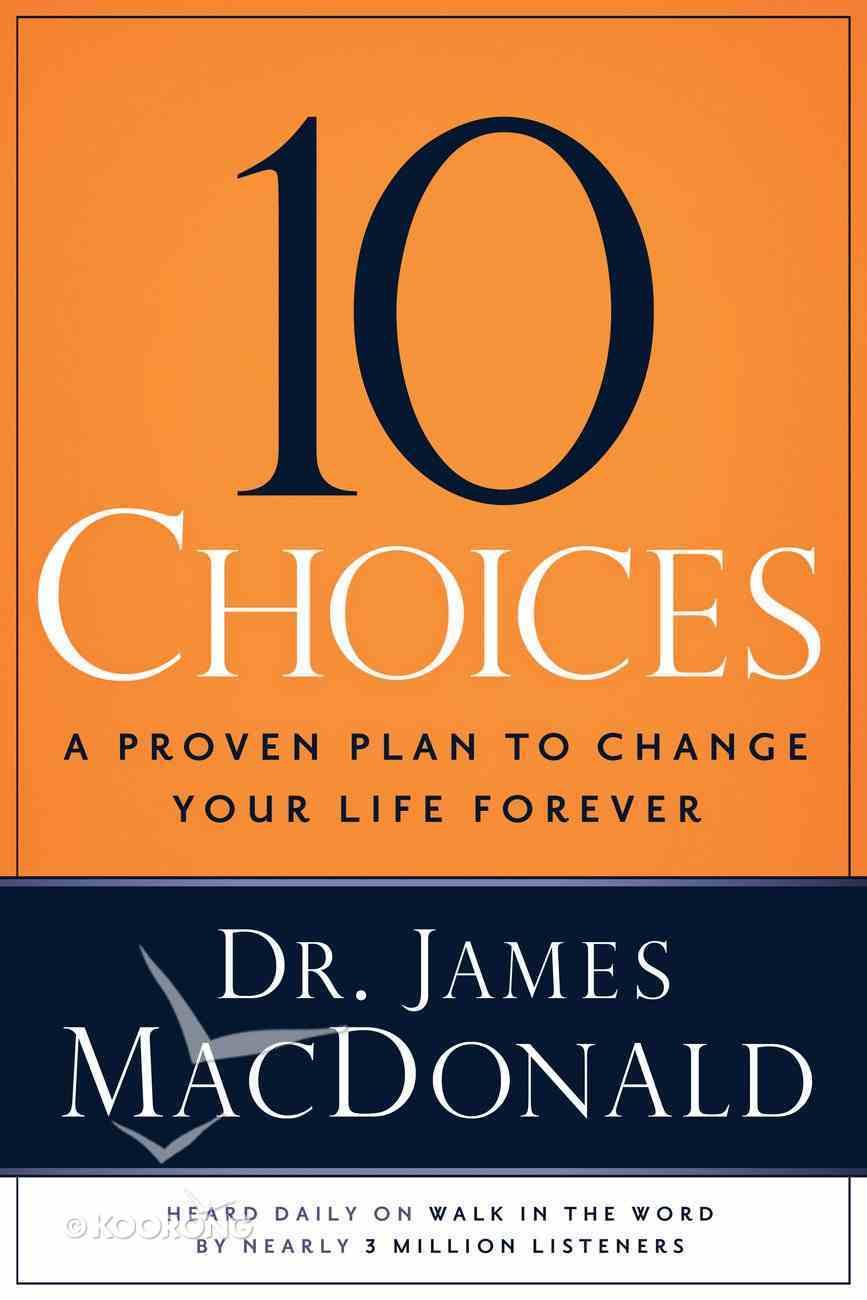 10 Choices eBook