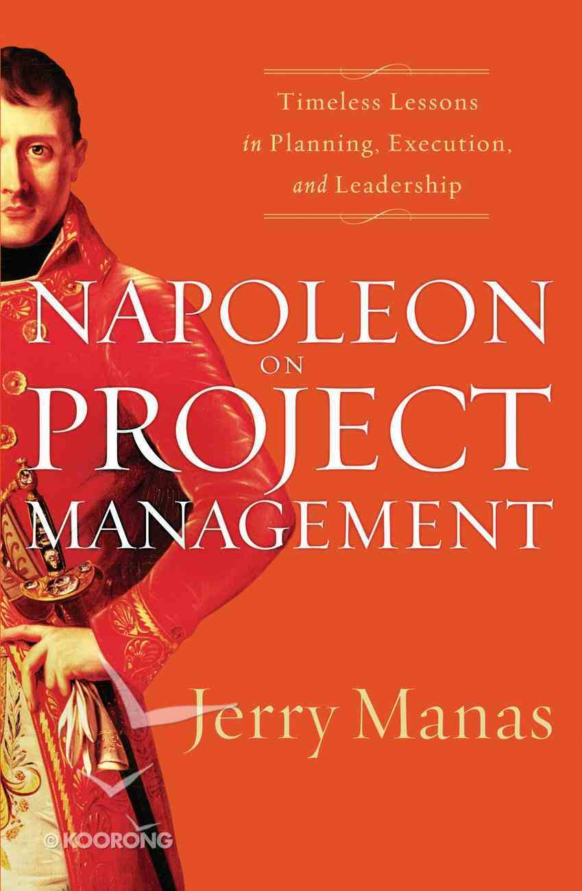 Napolean on Project Management eBook