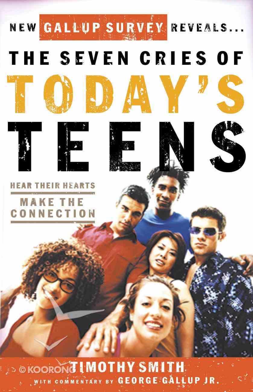 Seven Cries of Today's Teens eBook