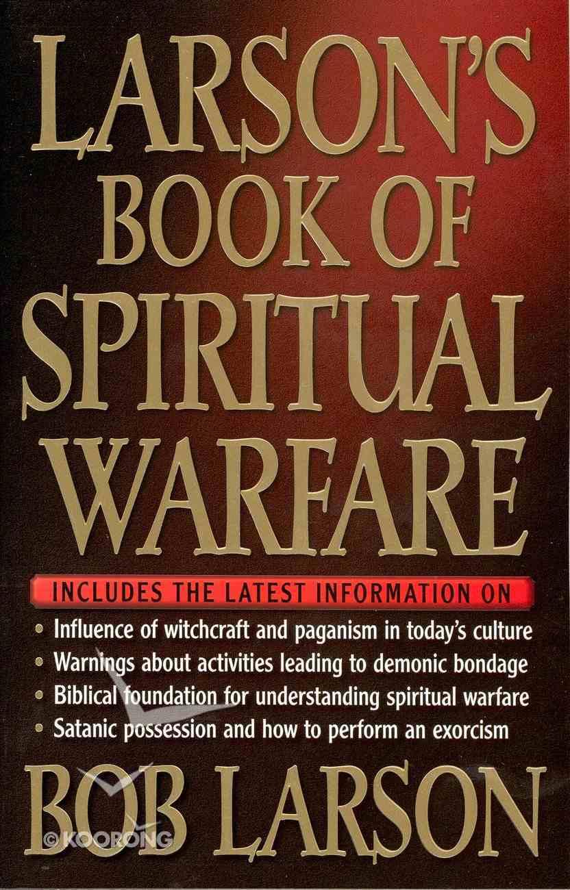 Larson's Book of Spiritual Warfare eBook
