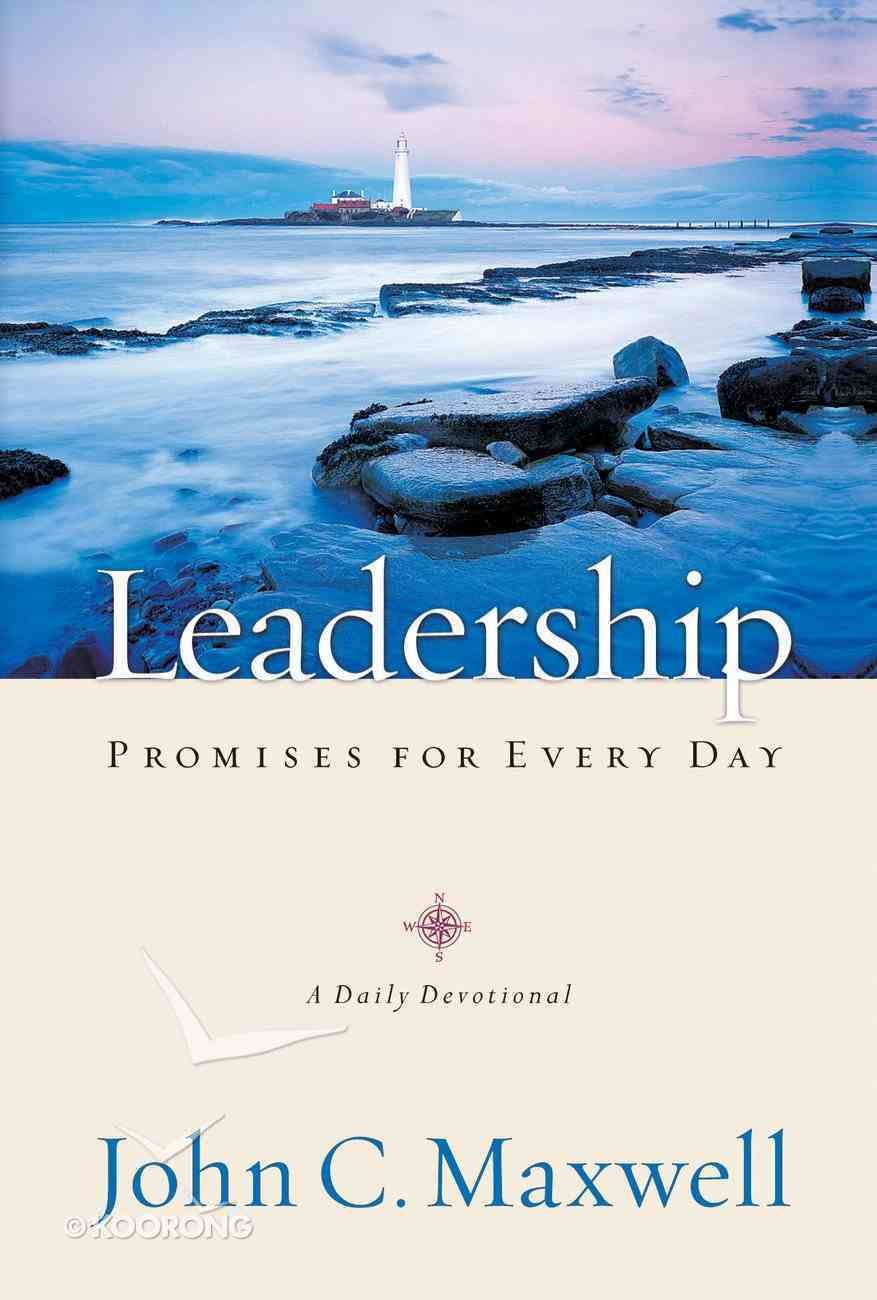 Leadership Promises For Every Day eBook
