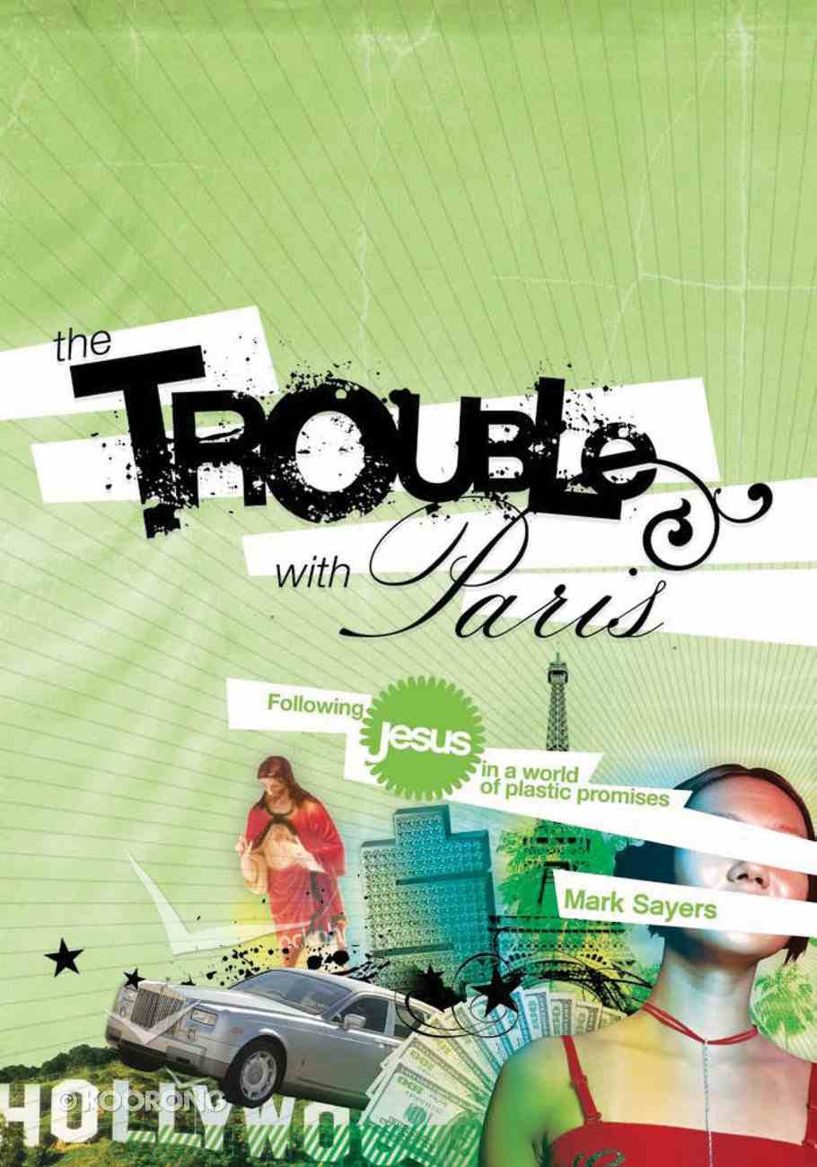 The Trouble With Paris eBook