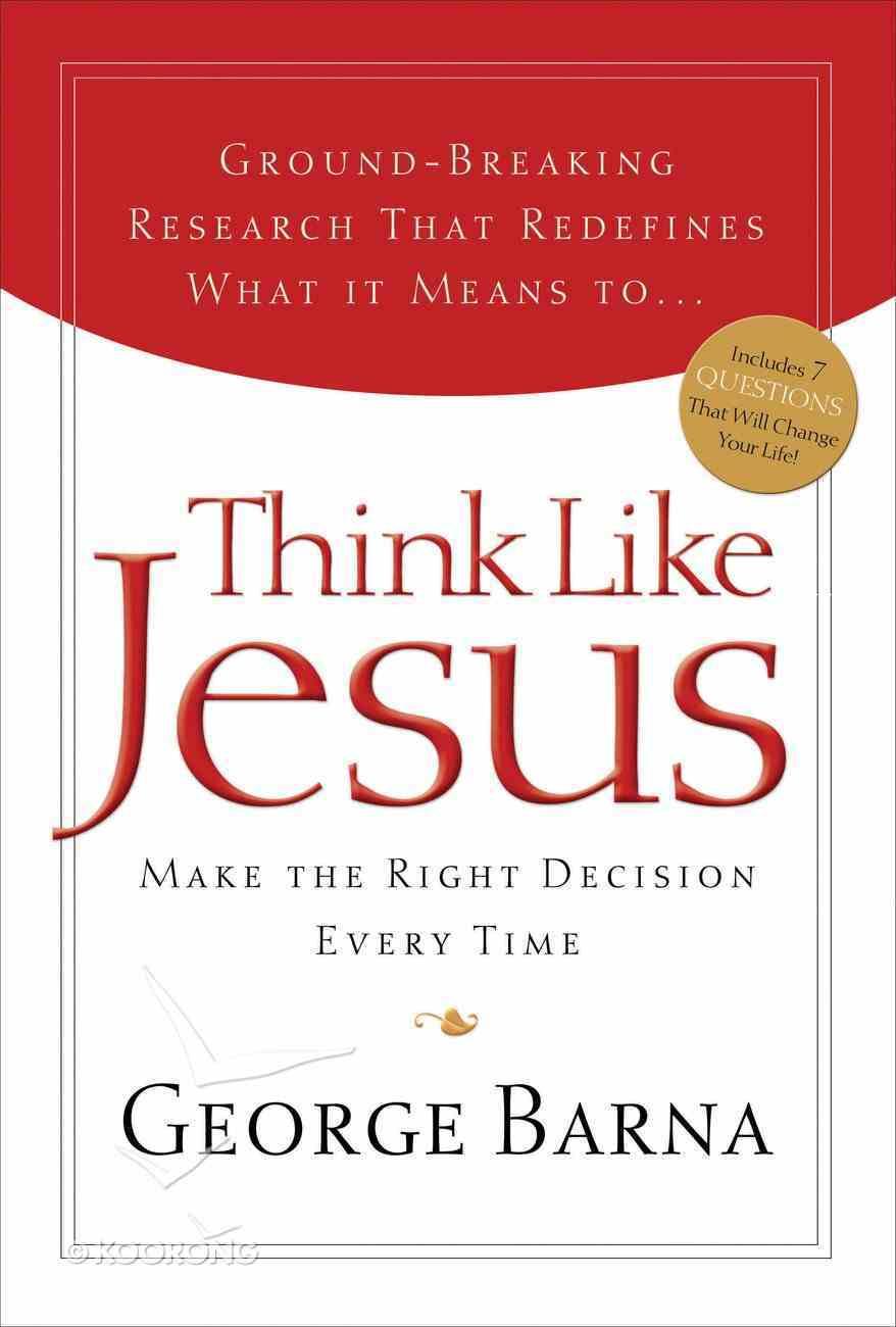 Think Like Jesus eBook