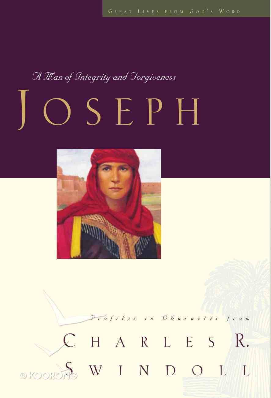 Joseph (Great Lives From God's Word Series) eBook