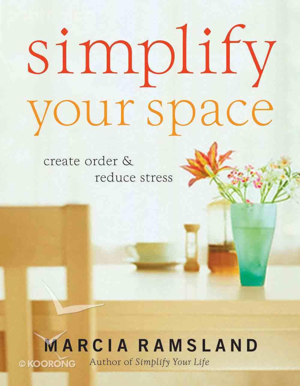 Simplify Your Space eBook