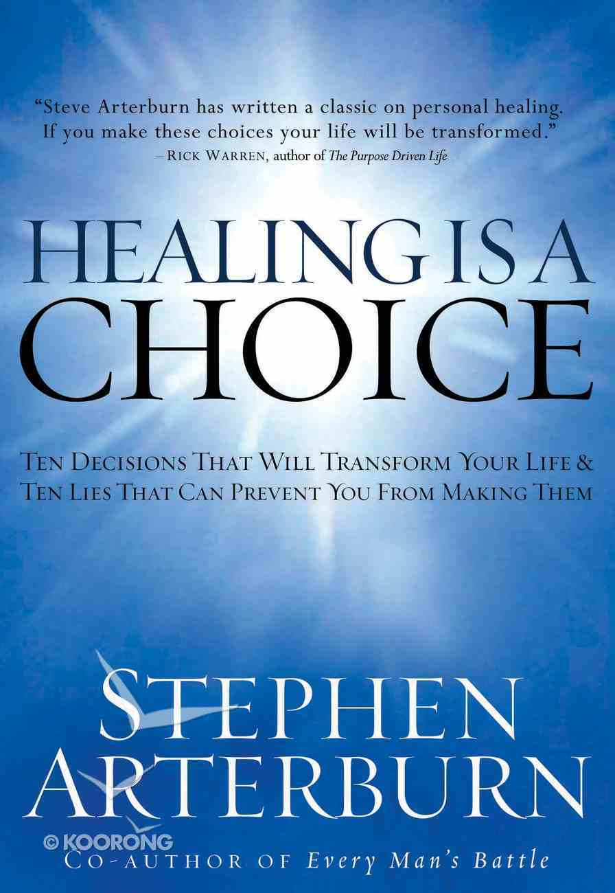 Healing is a Choice eBook