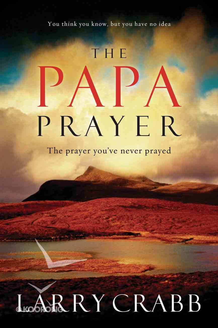 The Papa Prayer eBook