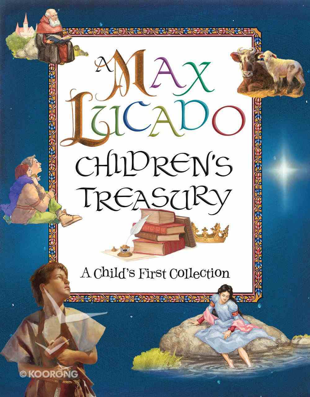 A Max Lucado Children's Treasury eBook