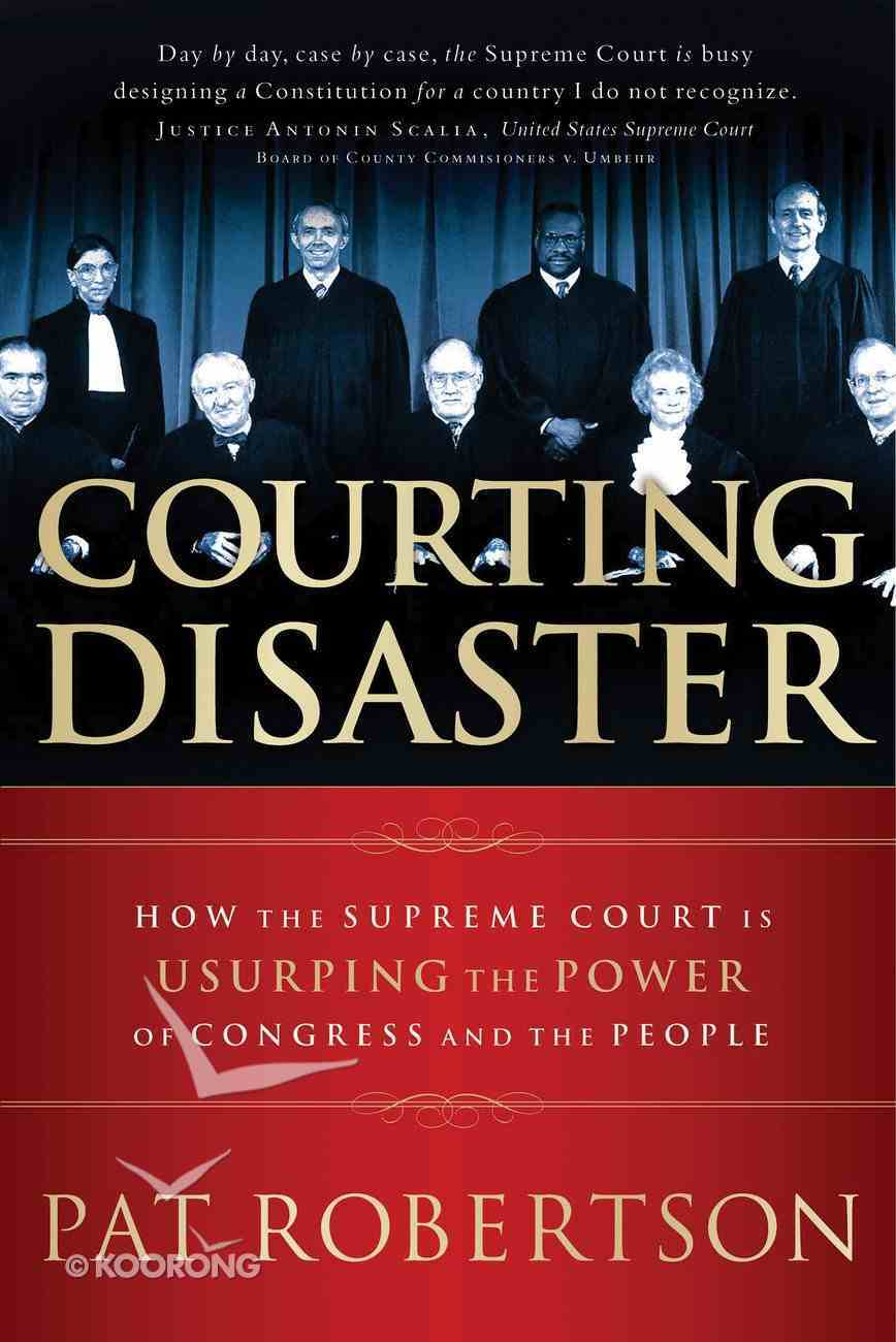 Courting Disaster eBook