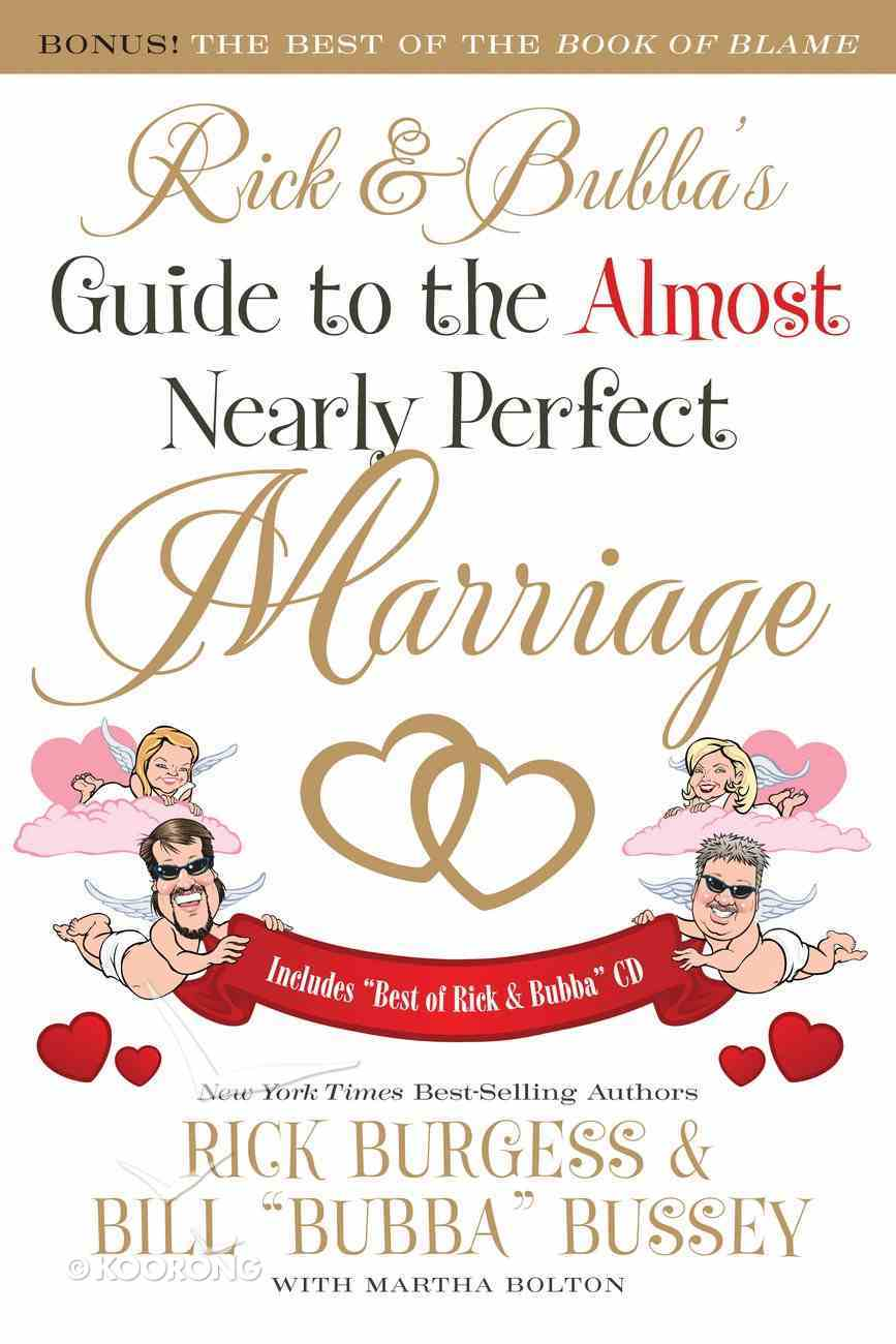 Rick & Bubba's Guide to the Almost Nearly Perfect Marriage (101 Questions About The Bible Kingstone Comics Series) eBook