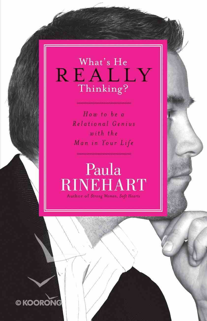 What's He Really Thinking? eBook