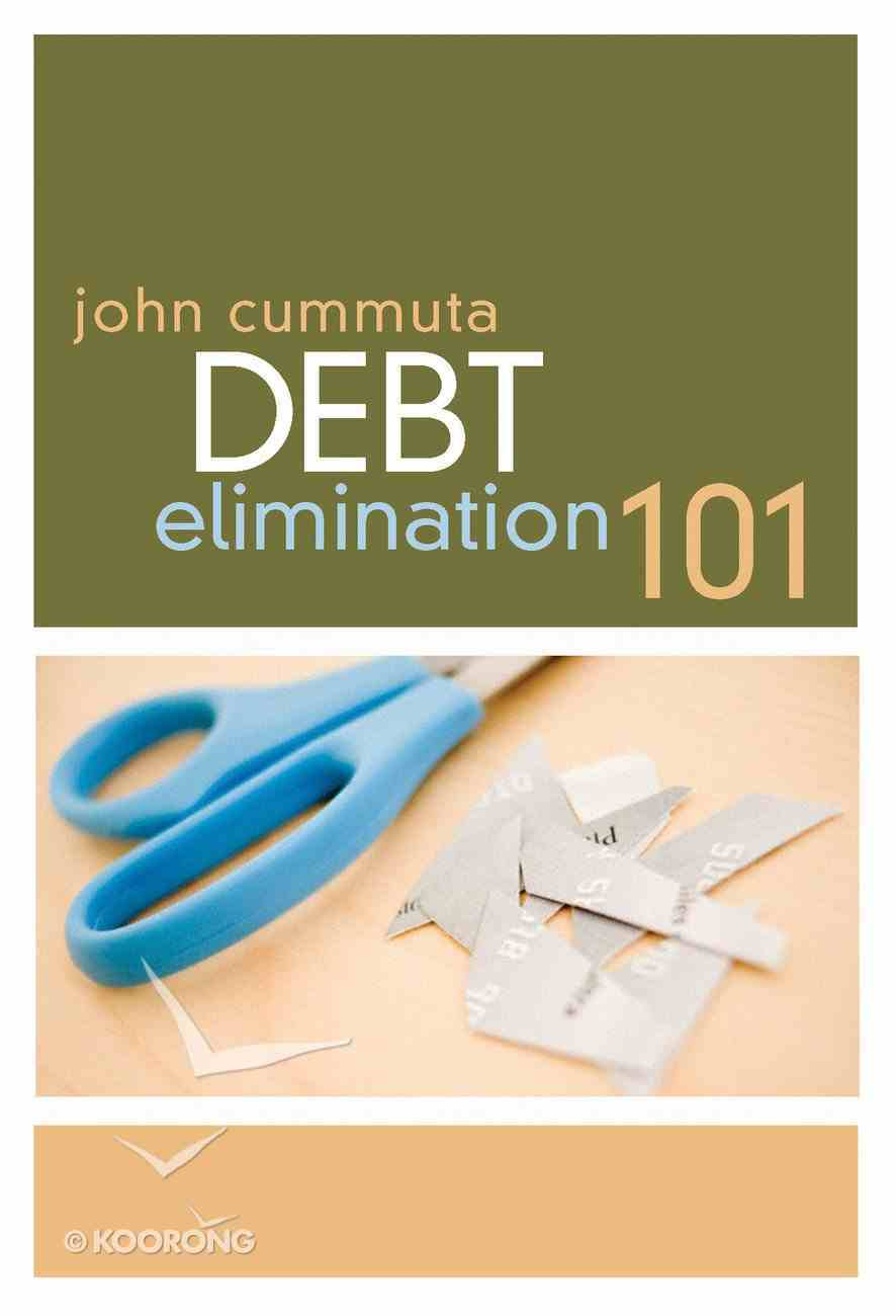 Debt Elimination 101 eBook