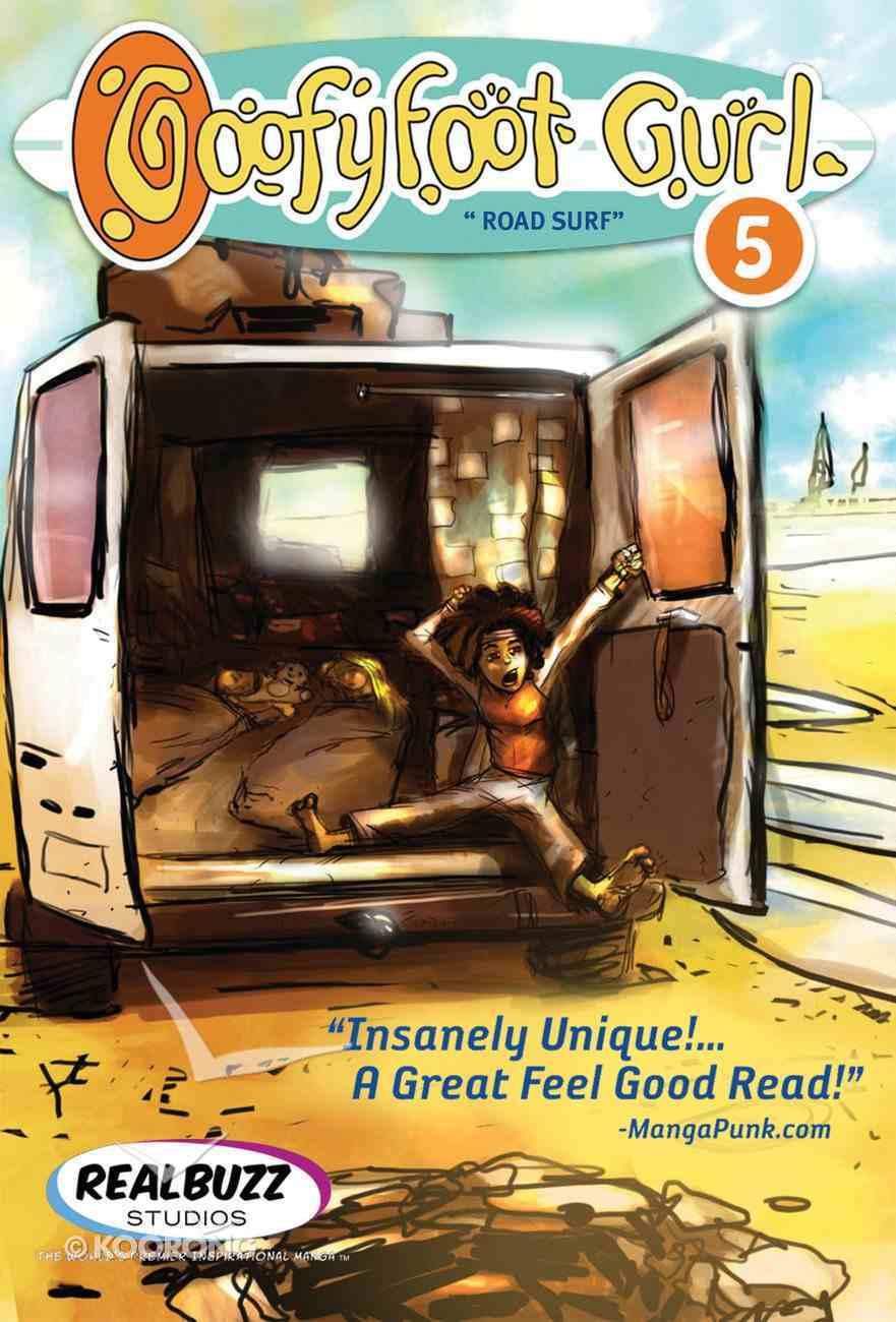 Road Surf (#05 in Goofyfoot Gurl Series) eBook