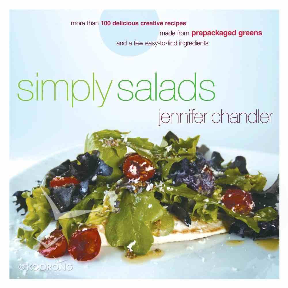 Simply Salads eBook