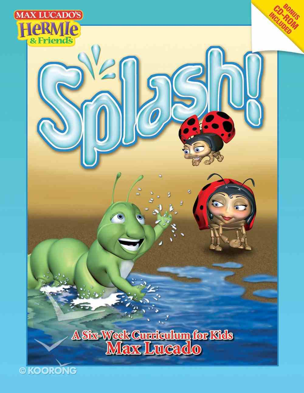 Splash! (Hermie And Friends Series) eBook