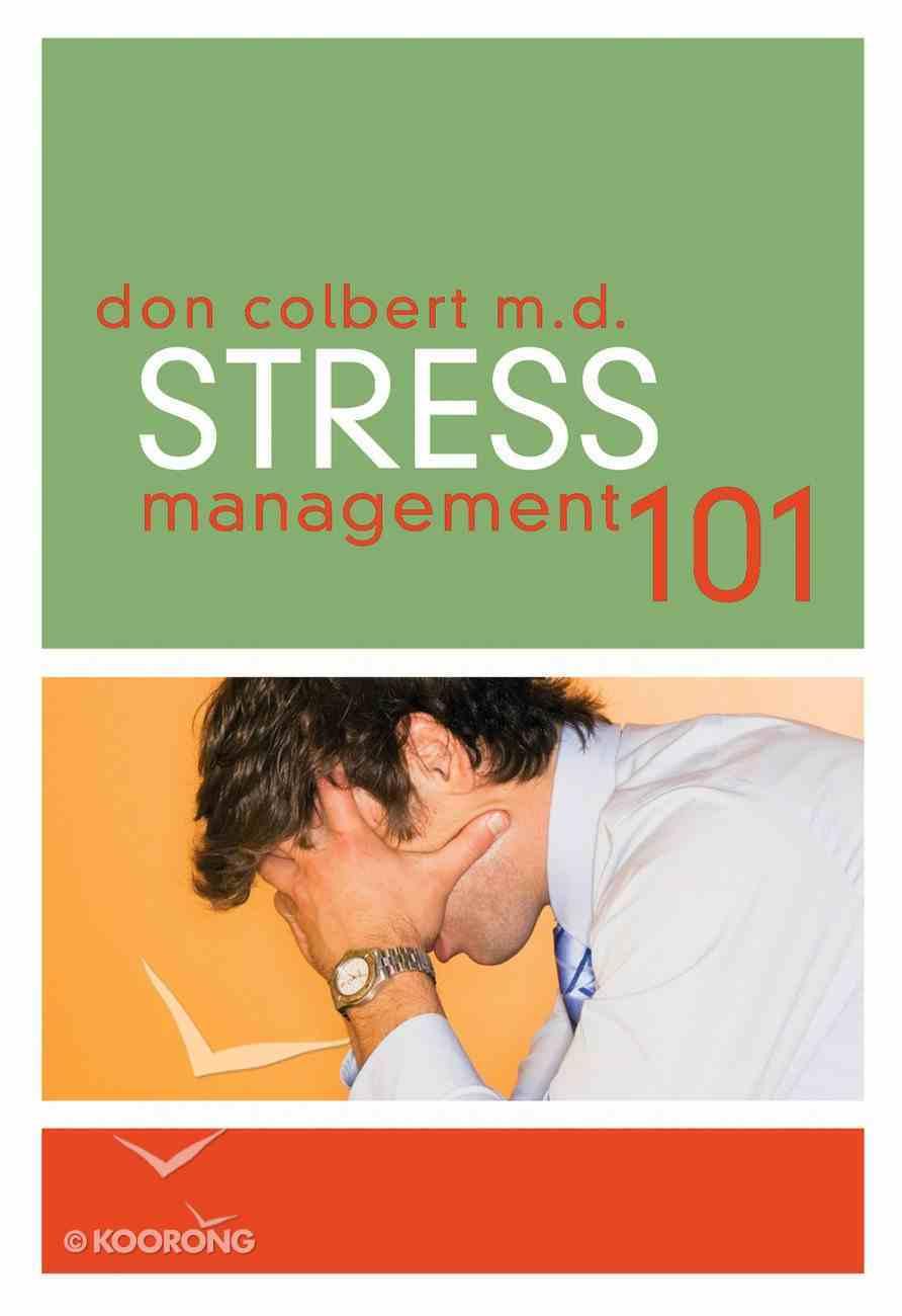 Stress Management 101 eBook