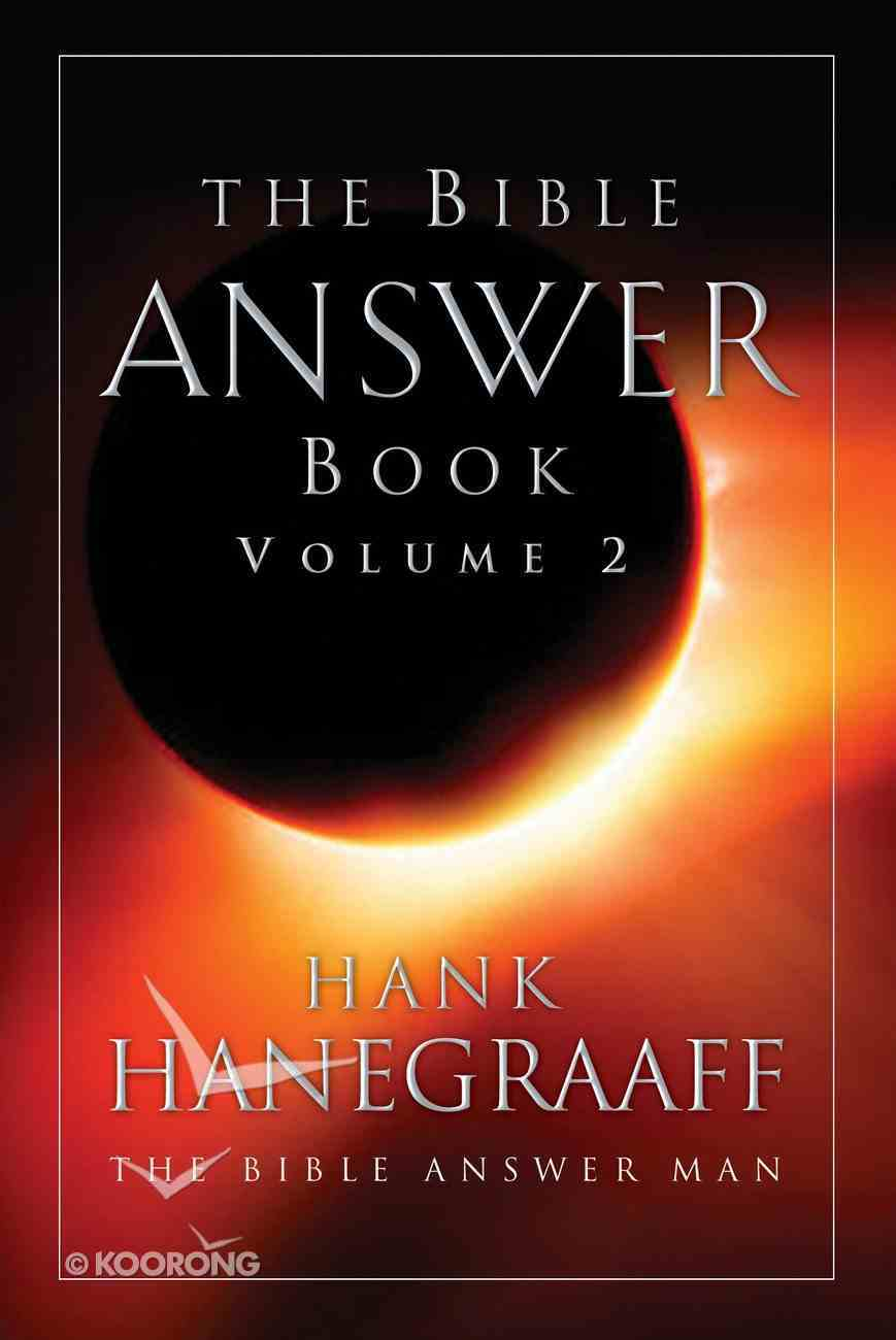 The Bible Answer Book (Volume 2) eBook
