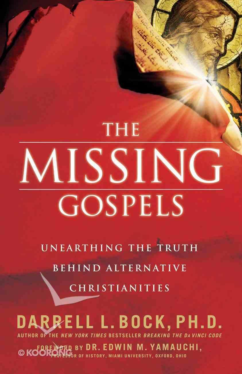 The Missing Gospels eBook