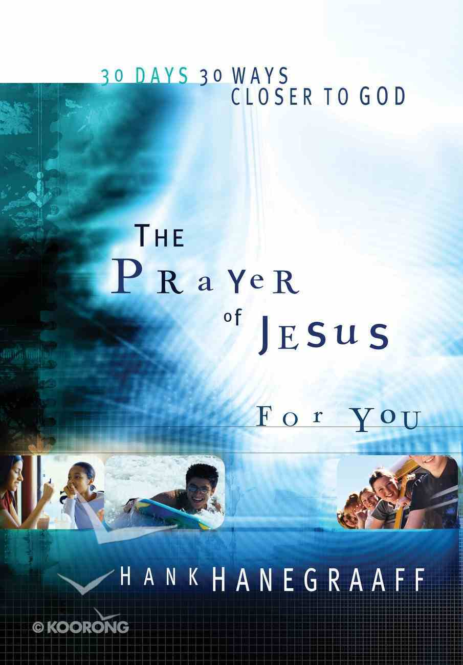 The Prayer of Jesus For You eBook