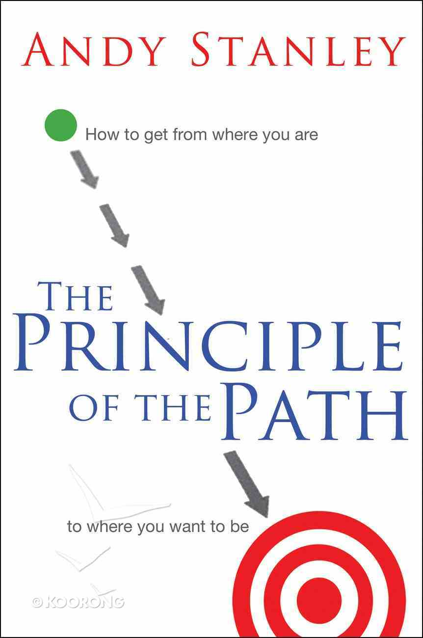 The Principle of the Path eBook