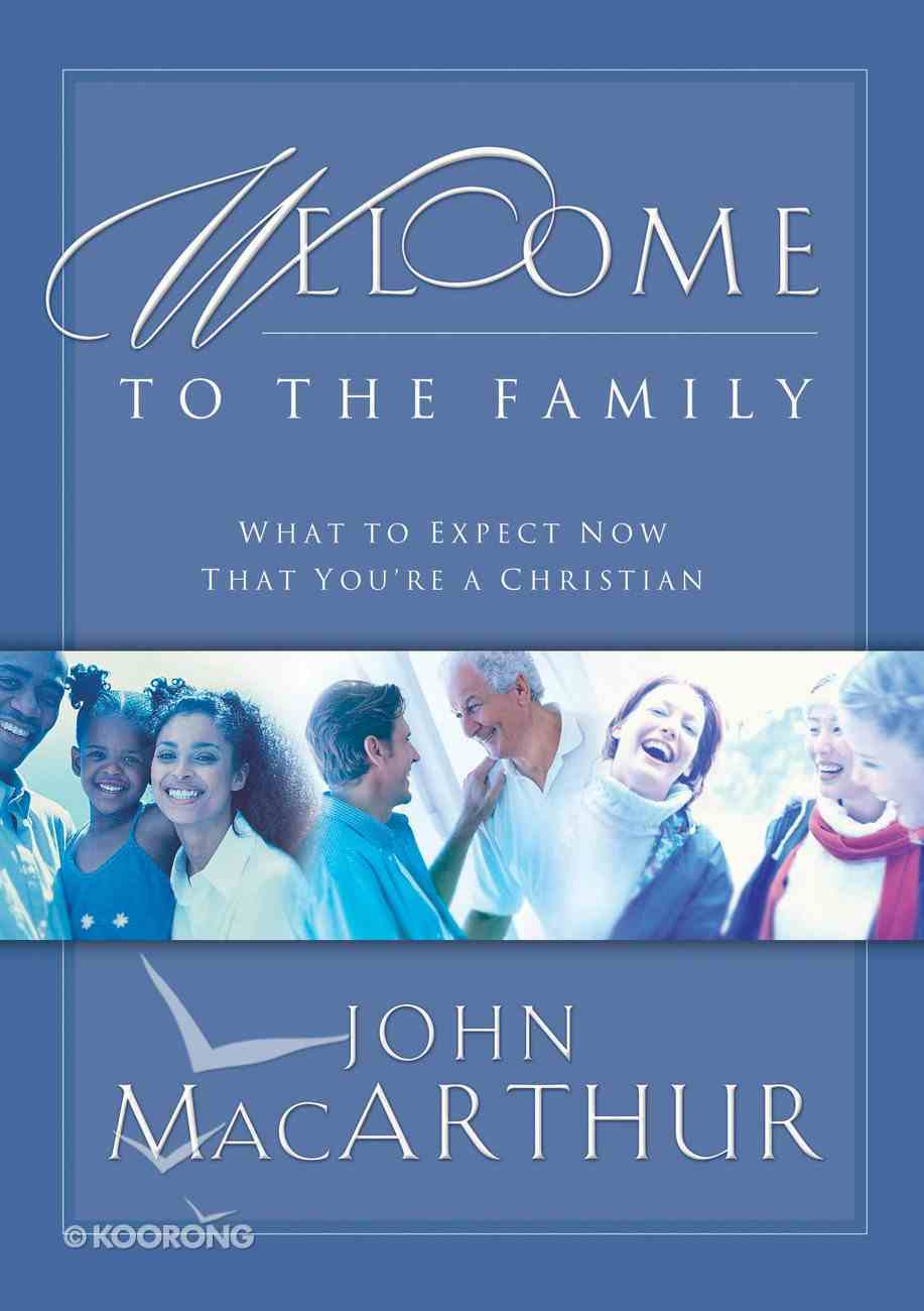 Welcome to the Family eBook