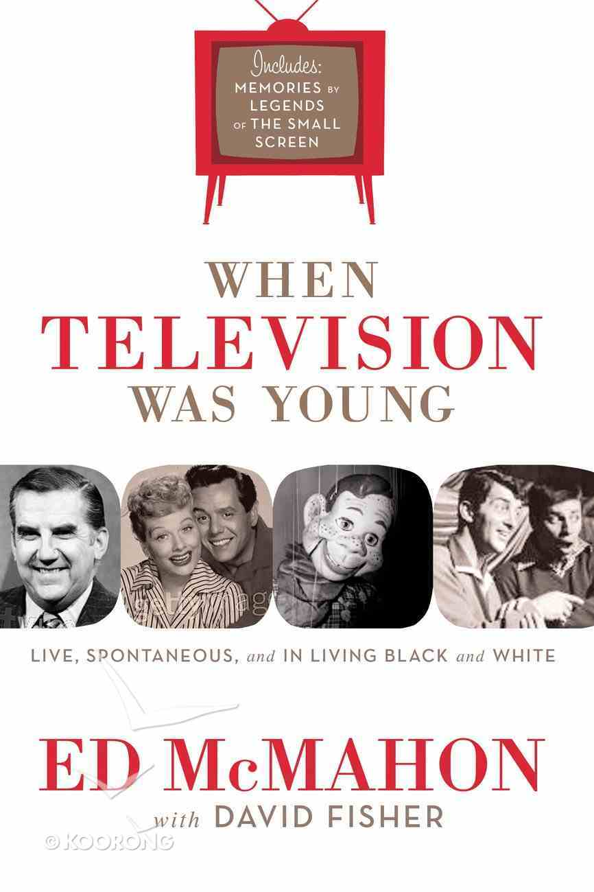 When Television Was Young eBook