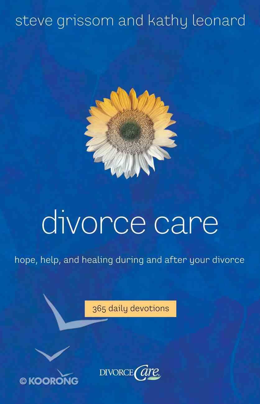 Divorce Care eBook