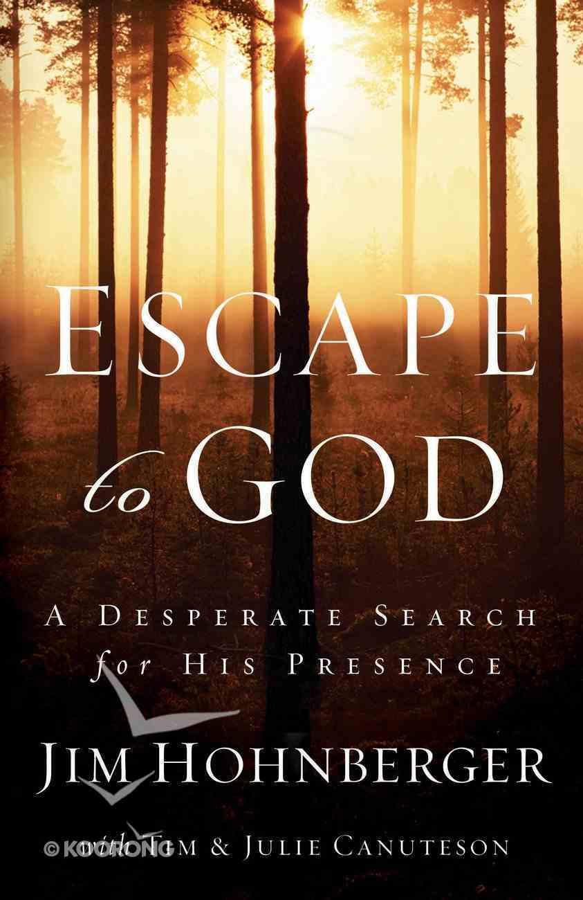 Escape to God eBook