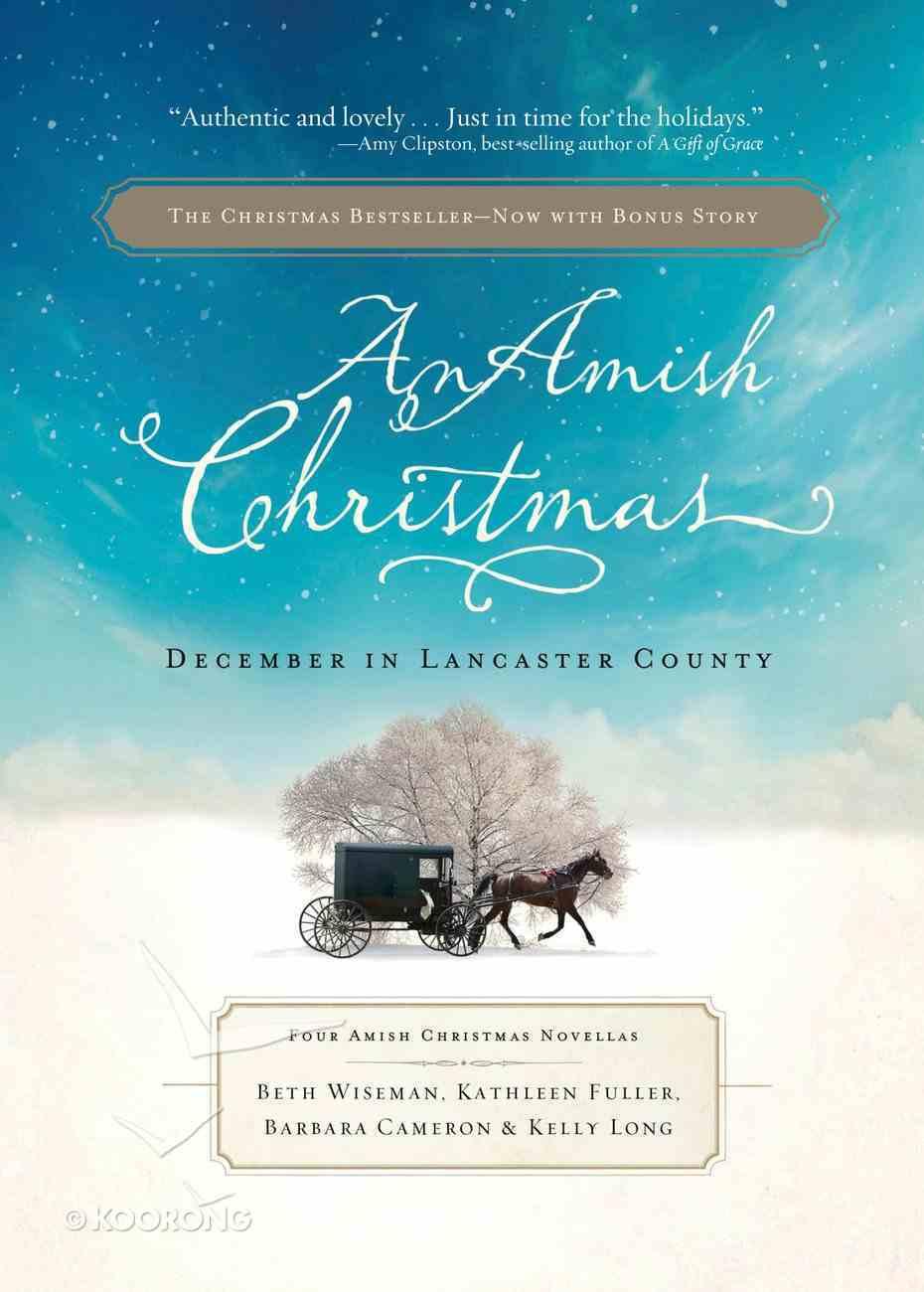 An Amish Christmas eBook