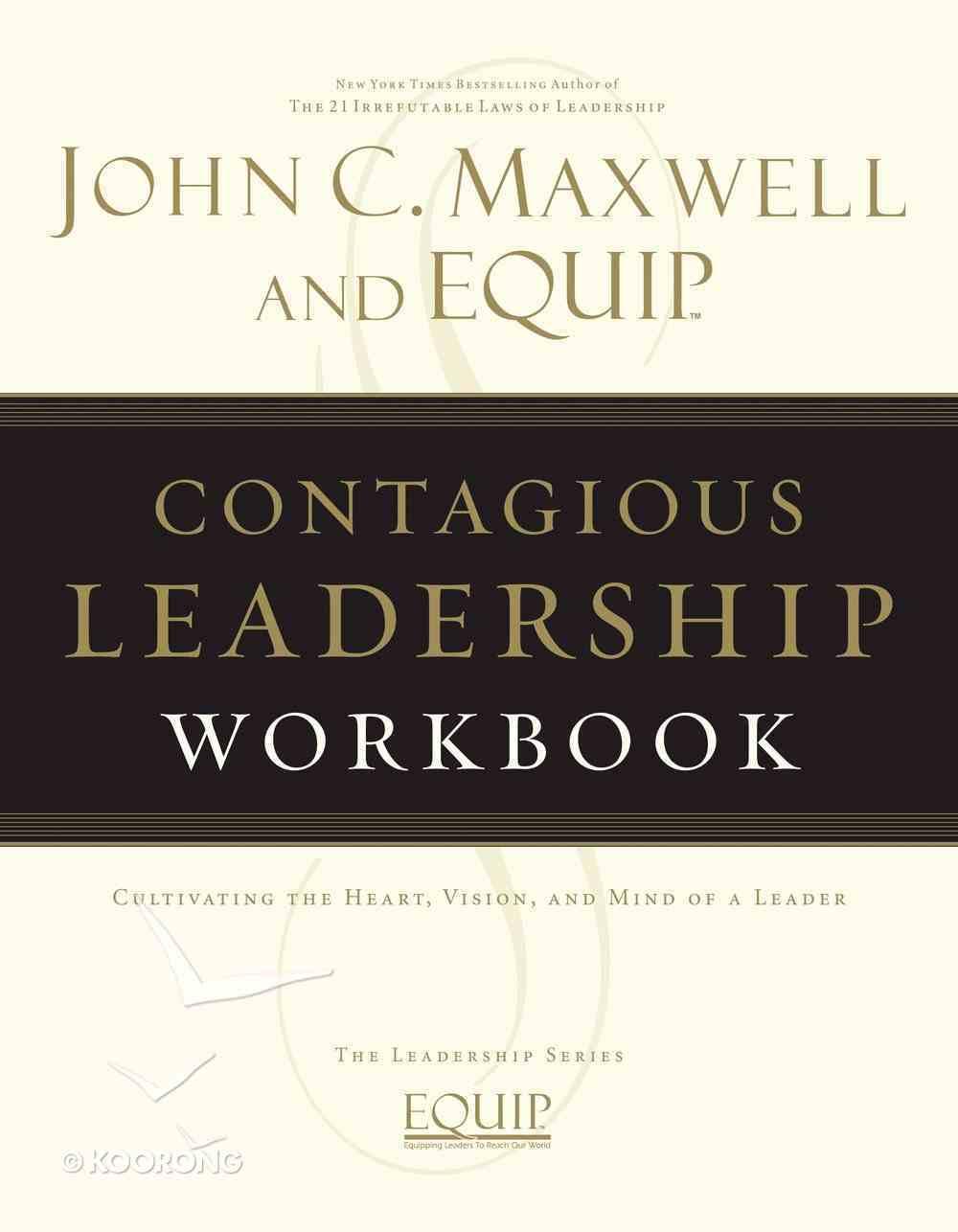 Contagious Leadership Workbook eBook