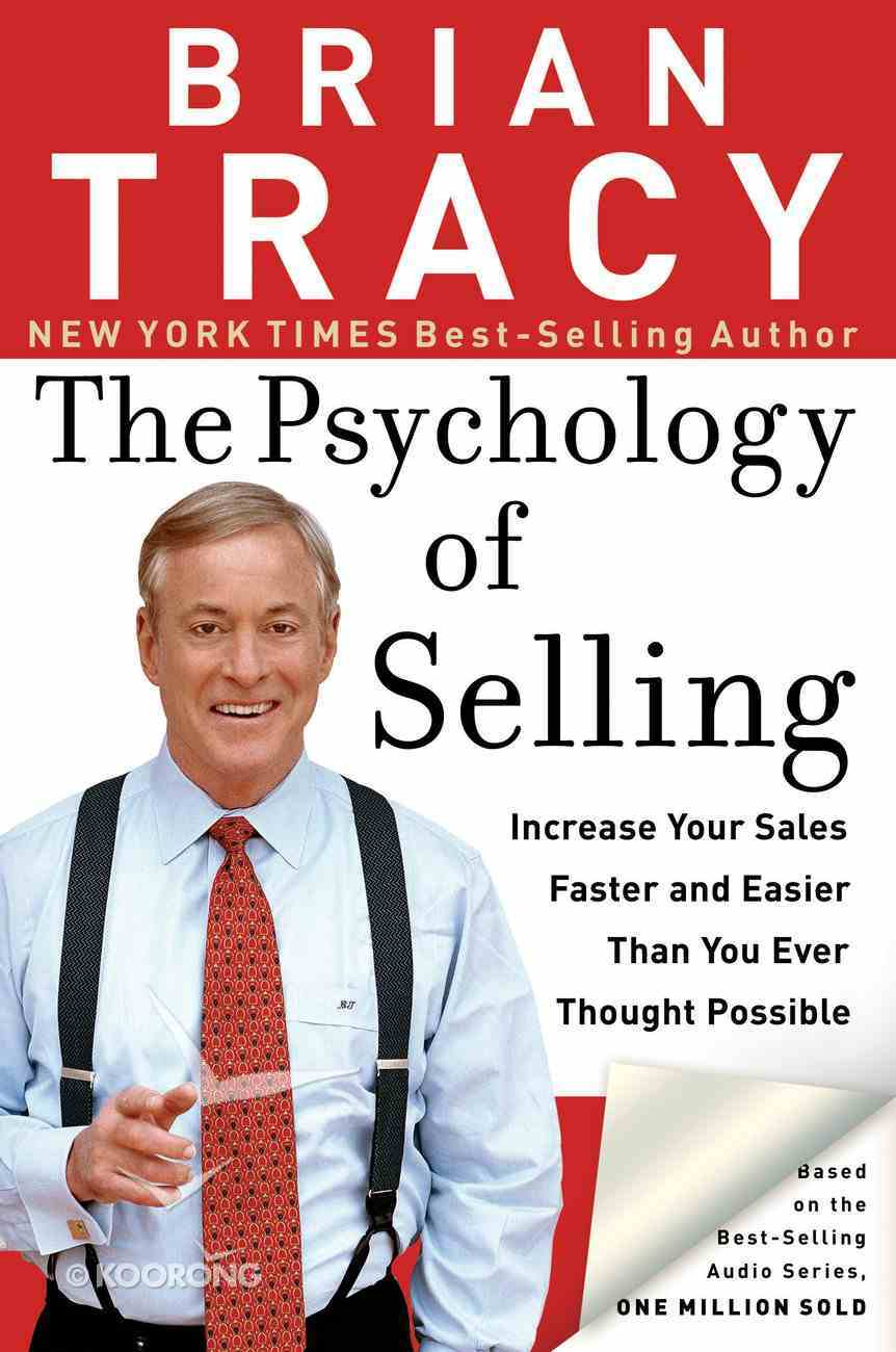 The Psychology of Selling eBook