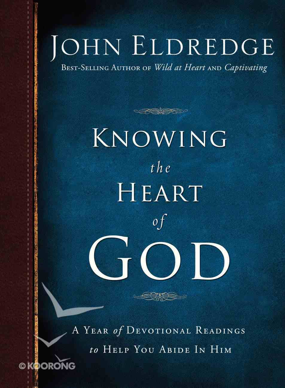 Knowing the Heart of God eBook